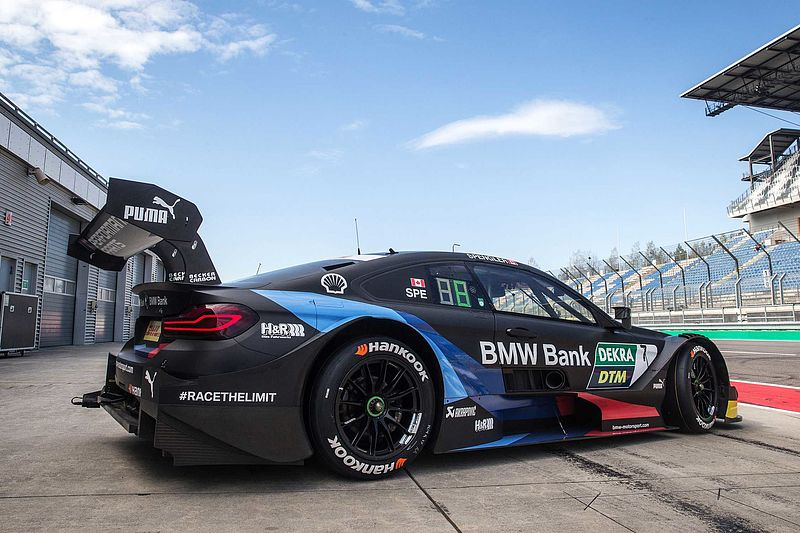 BMW M Motorsport Media Guide, DTM 2019.