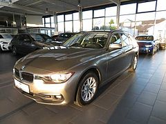 BMW 316d Touring Aut. Advantage AHK,NAVI,PDC