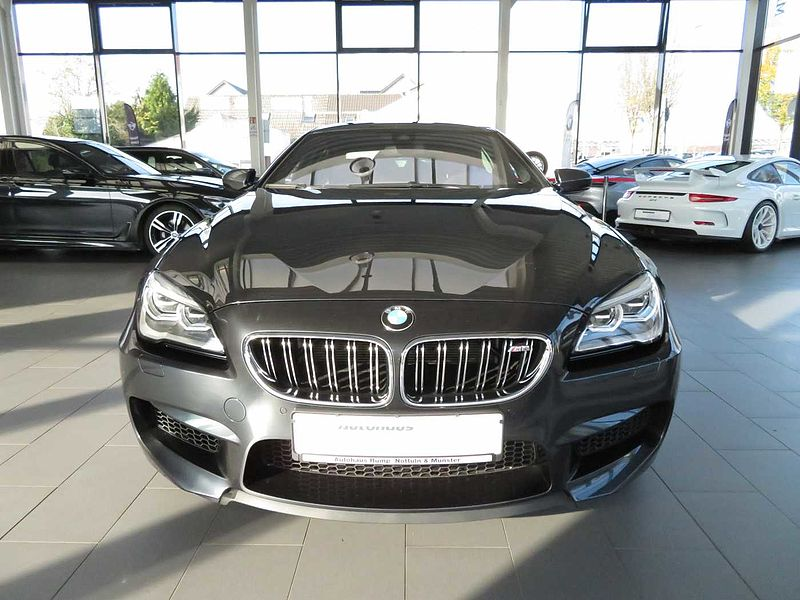 BMW M6 Gran Coupe 20', DAB, HUD, h/k, Adap. LED, Carbon